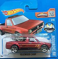Базовая машинка Hot Wheels Volkswagen Caddy