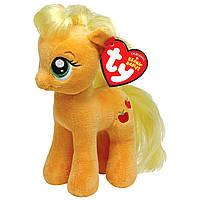 Пони Applejack, мягкая игрушка 20 см, My Little Pony, TY