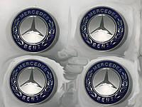 Mercedes W205 Колпачки в титановые диски 65 мм