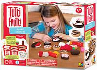 Пончики, набор для лепки, Tutti Frutti