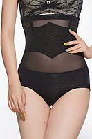 Оригинальные черные моделирующие шортики женский. Q75024-2