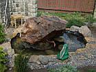 Декоративні струмки, садові фонтани, фото 4