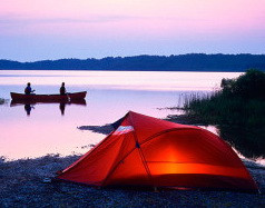 Кресла, зонты, палатки, спальники