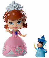 Принцесса София и Мэривезер, мини-кукла, Disney Sofia the First, Jakks Pacific