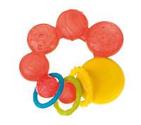 Прорезыватель для зубов красные Пузырьки Canpol babies