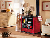 Кухонная печь на дровах Rosa maiolica