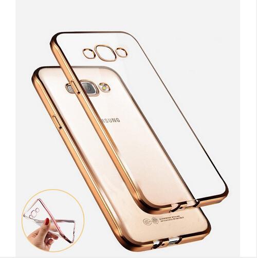Силиконовый чехол для Samsung Galaxy J7 J700, G87