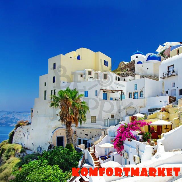 """Фотообои: """"Добро пожаловать в Грецию 15"""""""