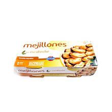 Мидии в маринаде Mejillones Hacendado, 350 гр.