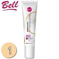 Bell HypoAllergenic - BB Cream Make-Up Флюид мультифункциональный 30ml Тон 01 vanilla
