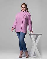 Короткое модное пальто