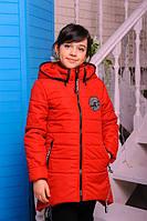 """Детская  демисезонная куртка для девочки """"Камилия"""""""