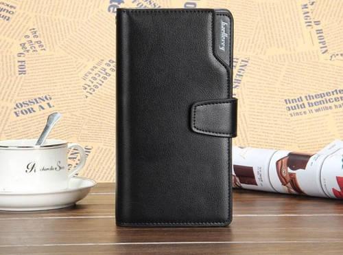 af0d7fbabb23 Черный клатч Baellerry Business (портмоне, кошелек Баелери Бизнес) - купить  по лучшей цене в Киеве от компании