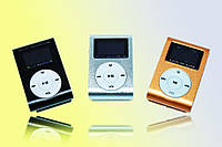 MP3 player с дисплеем