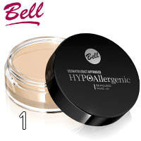 Bell HypoAllergenic - BB Mousse Make-Up Флюид мультифункциональный мусс 13ml Тон 01 светлый
