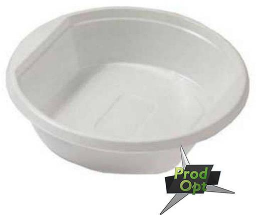 Тарілка для супу глибока біла (100шт) , фото 2