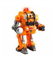 Робот-трансформер М.А.R.S. в броне (оранжевый), Hap-p-kid