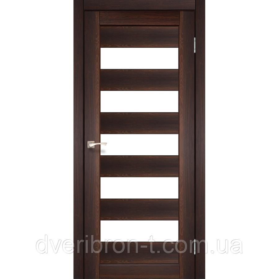 Двері Корфад Porto PR-08 горіх