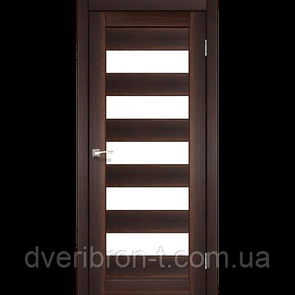 Двері Корфад Porto PR-08 горіх, фото 2