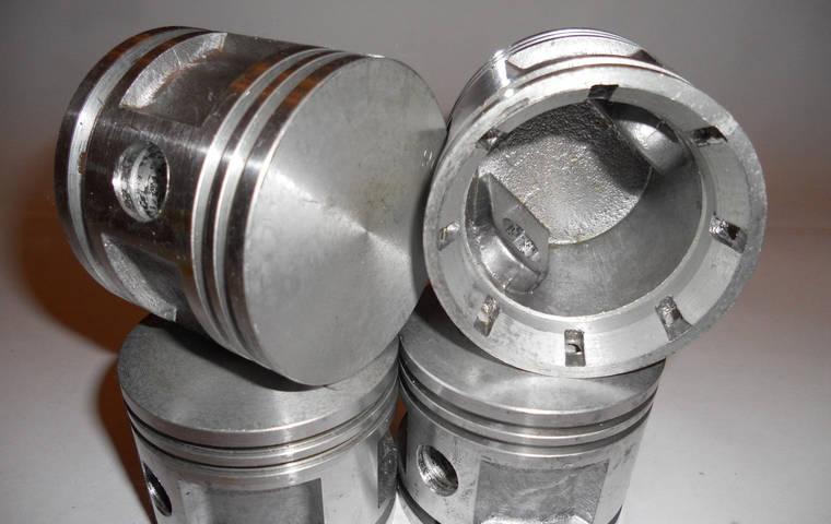 Поршень компрессора Зил-130,Маз,Камаз( 130-3509160-02) , фото 2