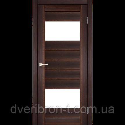 Двери Корфад Porto PR-09 орех, фото 2