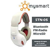 STN-05 беспроводные наушники с MP3 плеером и картой памяти