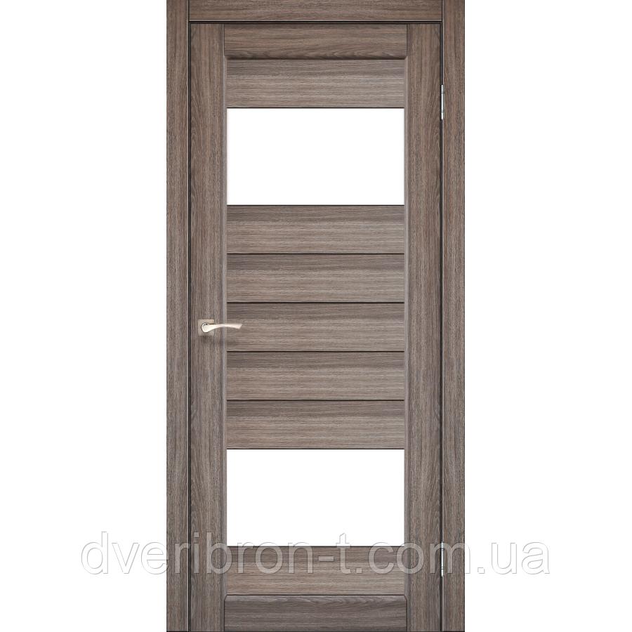 Двери Корфад Porto PR-09 дуб грей