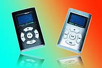 MP3 player с дисплеем (книга) silver
