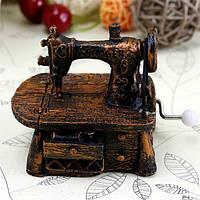 Музыкальная шкатулка MAYA Music Box Sewing machine