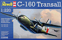Самолет (1966г., Германия/ Франция) C-160 Transall; 1:220, Revell