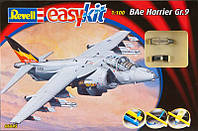 Самолет (1990г., США/Великобритания) BAe Harrier, 1:100 - easykit, Revell