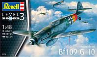 Самолет Messerschmitt Bf109 G-10; 1:48, Revell