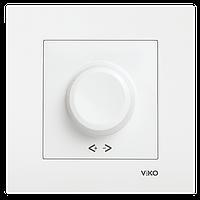Светорегулятор 1000w viko karre белый