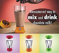 Стакан миксер Skinny Moo Stirring Mug, фото 1