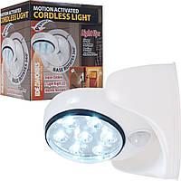 Лампа с датчиком движения Cordless Light