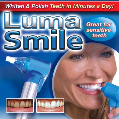 Набор для отбеливания чистки зубов Luma Smile