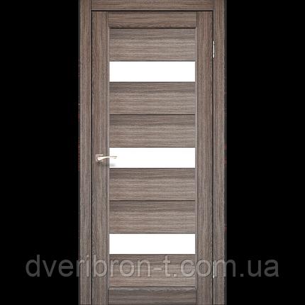 Двері Корфад Porto PR-11 дуб грей, фото 2