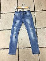 Подростковые джинсы для девочек