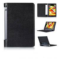 Чехол Lenovo Yoga Tablet 3-850 / M / F / L книжка черный