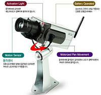Муляж камеры видеонаблюдения Dummy Camera Wireless, фото 1
