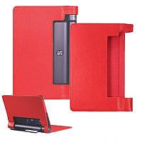 Чехол Lenovo Yoga Tablet 3-850 / M / F / L книжка красный
