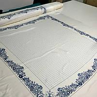 Платки на метраж, ткань печать платки шир 110см вискоза