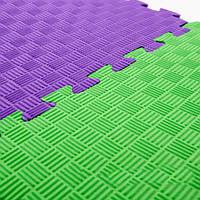 Детский коврик - пазл EVA, 1 элемент 50x50x10мм