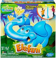 Слоник Элефан и светлячки - игра на ловкость, Hasbro Gaming