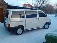 Боковые пороги Volkswagen Transporter T4