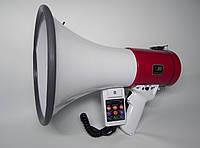 Мегафон POLICE 50W-USB-REC-SIREN с аккумулятором и записью голоса