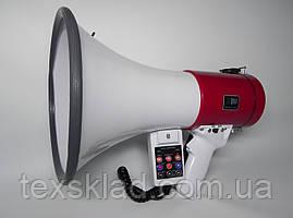 Мегафон SD-10SHB-USB з акумулятором, записом голосу і 12V