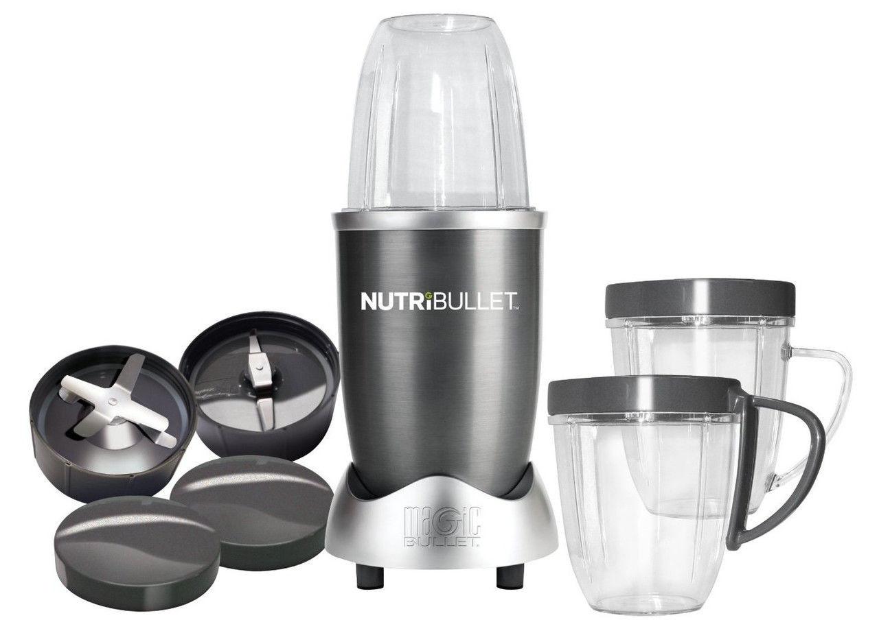Кухонный мини-комбайн Nutribullet/Magic Bullet (Нутрибулет/Мэджик Буллет) 600W - фото 5
