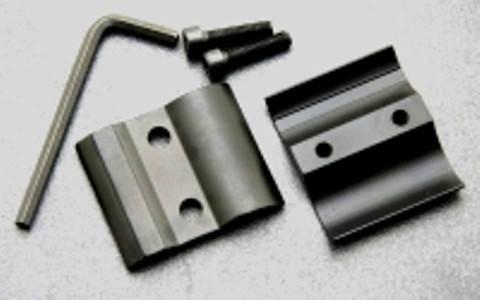 Крепление QQ06, оружейное, подствольное. Крепление для фонарика, для пневматики, для прицела. , фото 2