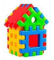 Соединяйка - игрушка-конструктор, 9 элементов, Тигрес
